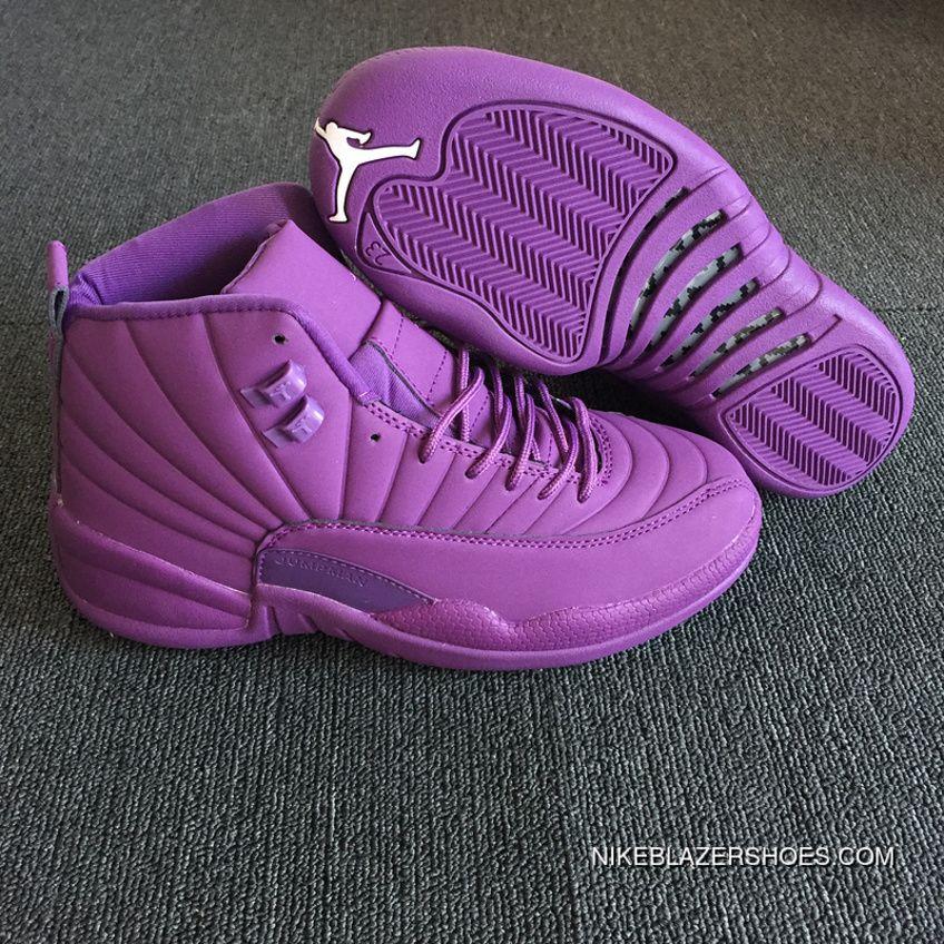 best website 8f2e6 aed58 Air Jordan 12 Purple | Jordan in 2019 | Jordan 12 shoes ...