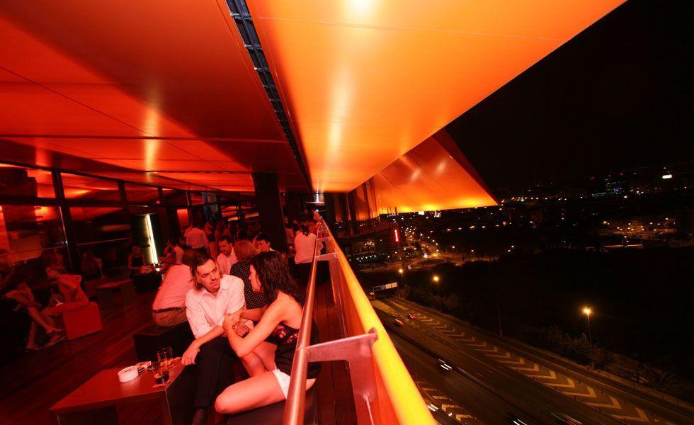 30 bares que tocan el cielo Rooftop