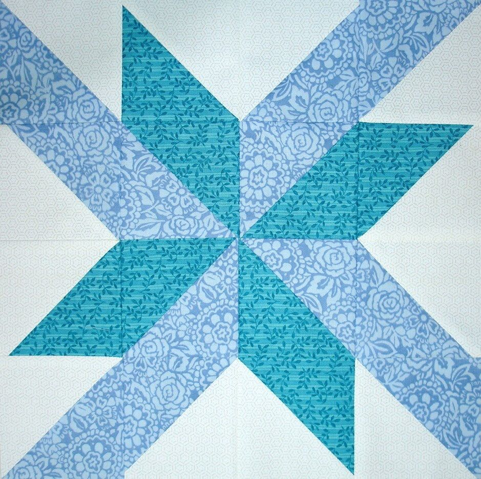 Free Printable Quilt Blocks | Fun block...Tutorial and free pattern for block 3 here: