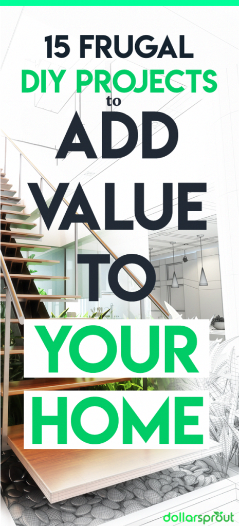 15 DIY Home Improvement Projects that Add Value to Your Property