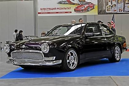 Тюнинг «Волги» ГАЗ-21. ФОТО | Старые автомобили ...
