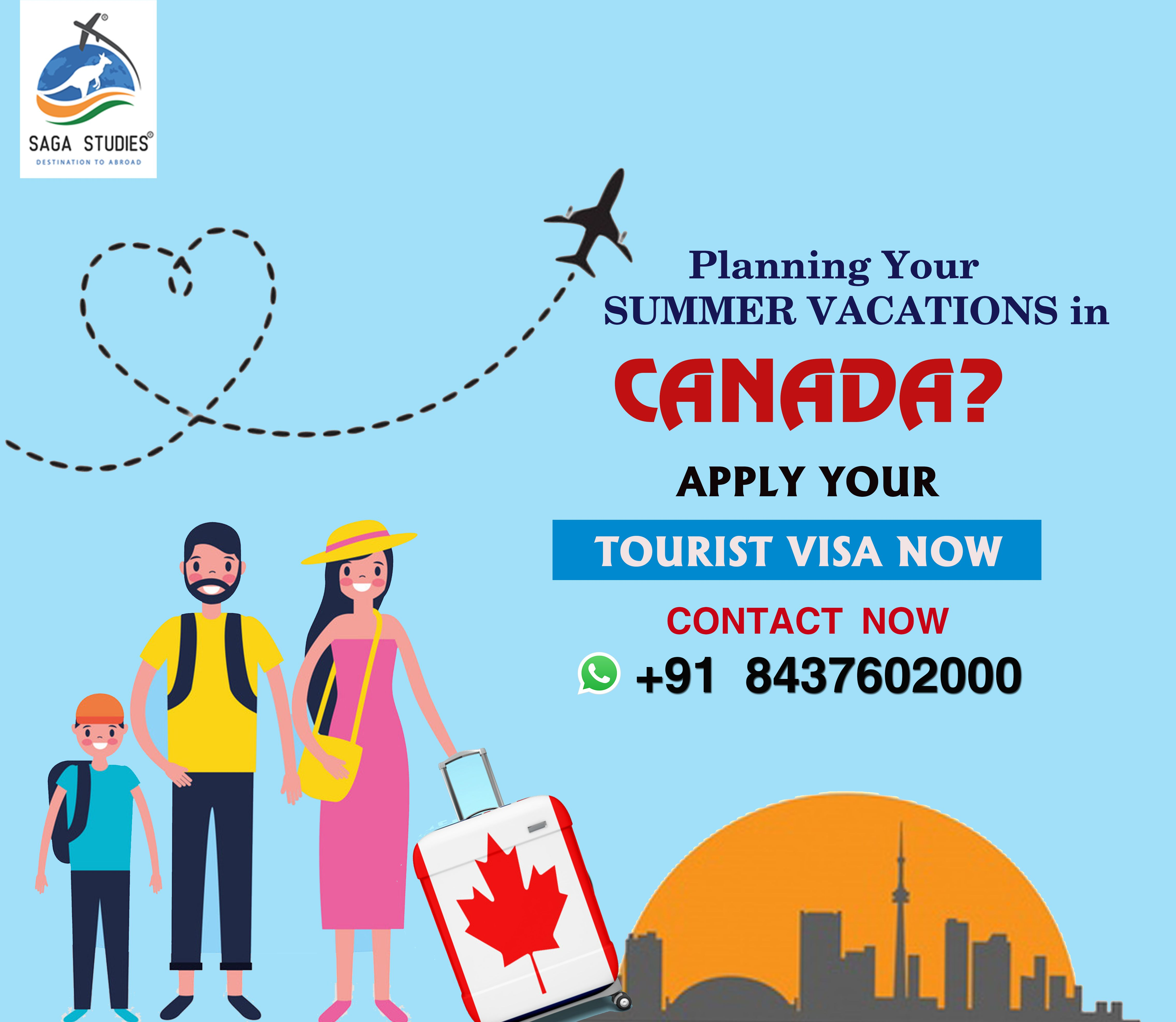 Tourist Visa Canada Visa Canada Canada Travel Educational Consultant