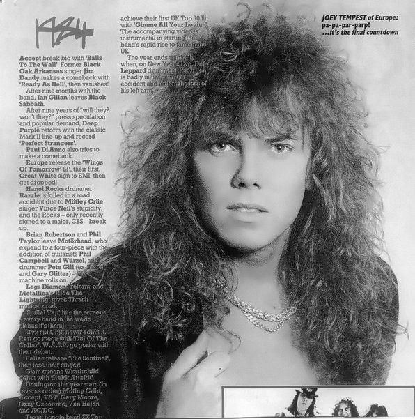 Pin By наталия On джоуи Joey Tempest Jimi Jamison Singer