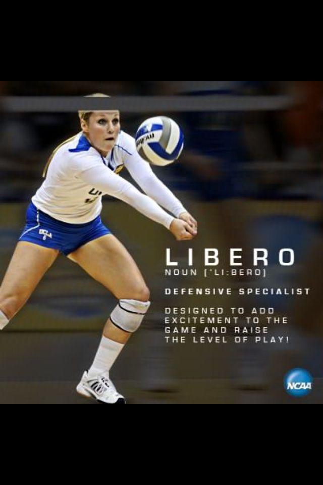 Libero Aka Best Position Haha Volleyball Workouts Libero Volleyball Volleyball Motivation