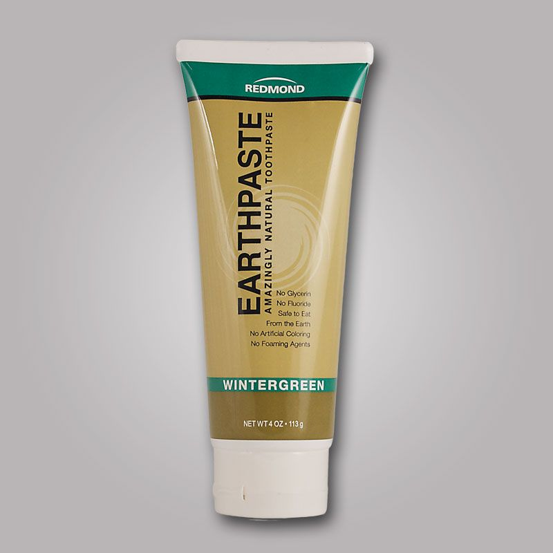 Earthpaste - a fairly safe looking toothpaste!