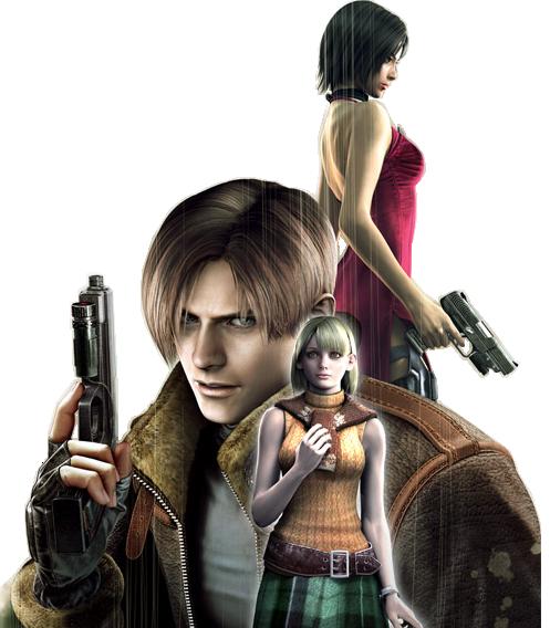 Resident Evil 4 Render By Ileon26 On Deviantart Resident Evil Resident Evil Leon Evil