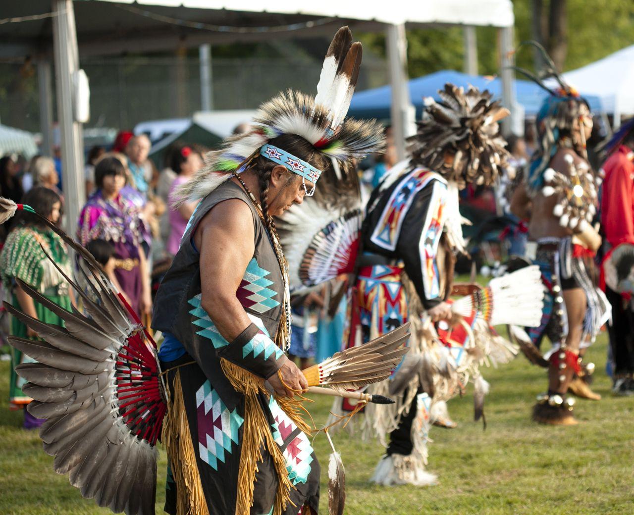 Native American Oppression in North America