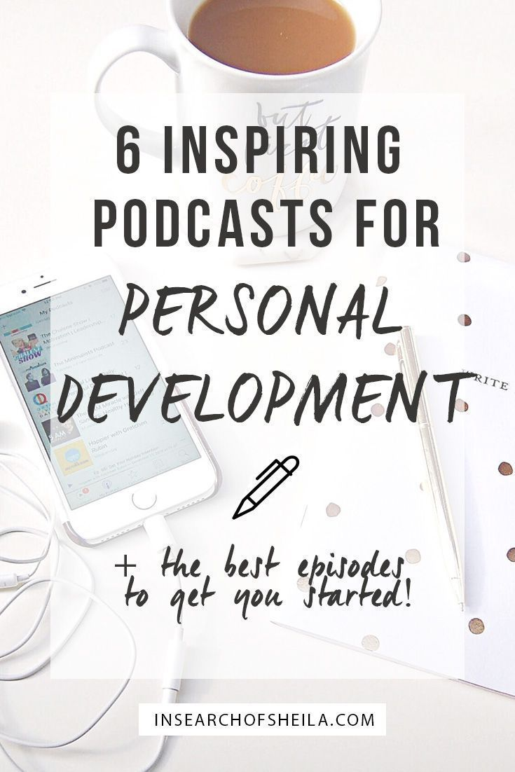 Looking for inspirational podcasts to listen to to help with self-growth? Click …