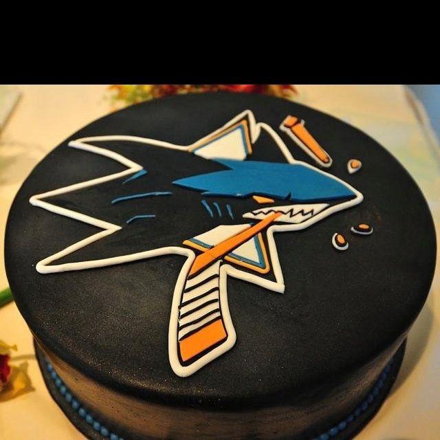 San Jose Sharks Grooms Cake Google Search Wedding Wish List