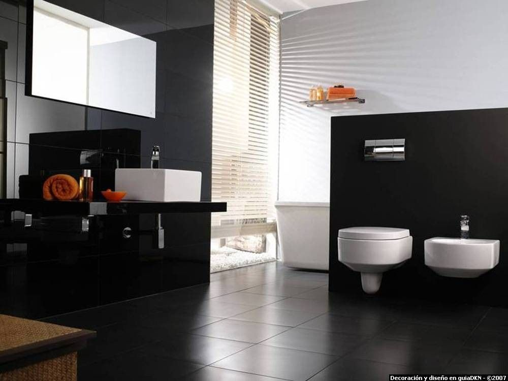 decoracion-banos-pequenos-3kjpg (1000×750) bathrooms Pinterest