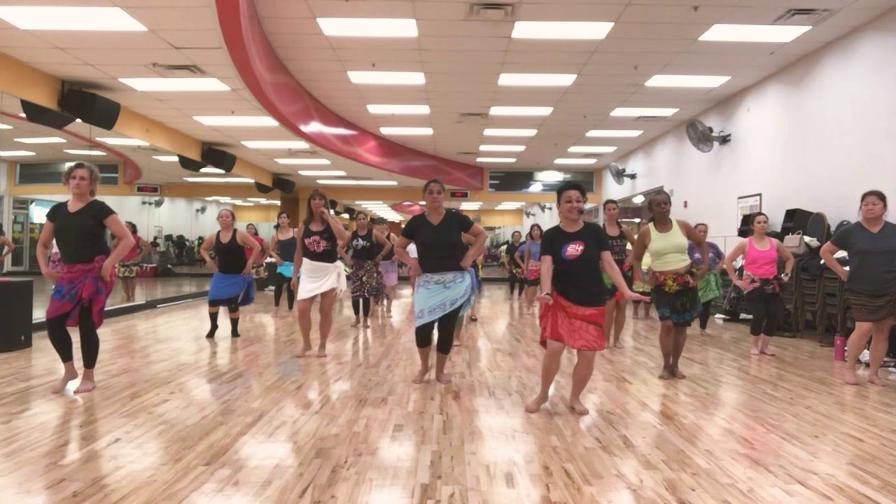 Hot Hula Fitness With Nickie Heartstrings Cool Down Hot 24 Hour Fitness Fitness