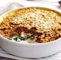Gratin di pesce bianco e spinaci - Tutte le ricette dalla A alla Z - Cucina Naturale - Ricette, Menu, Diete