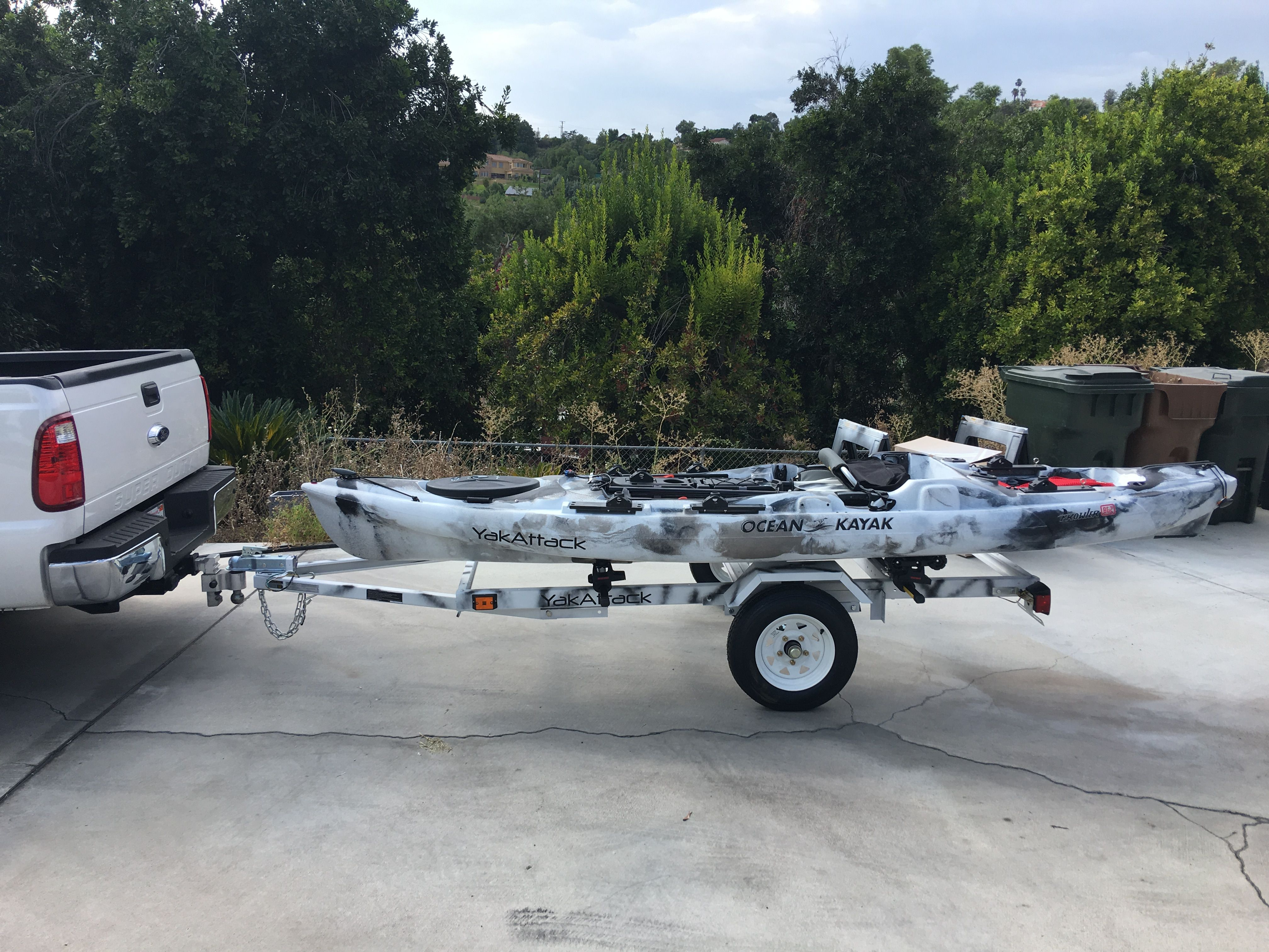 Kayak Trailer, Harbor Freight, Haul Master Trailer