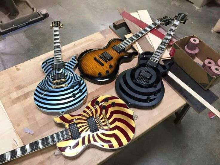 wylde audio odin guitars guitar guitar zakk wylde les paul guitars. Black Bedroom Furniture Sets. Home Design Ideas