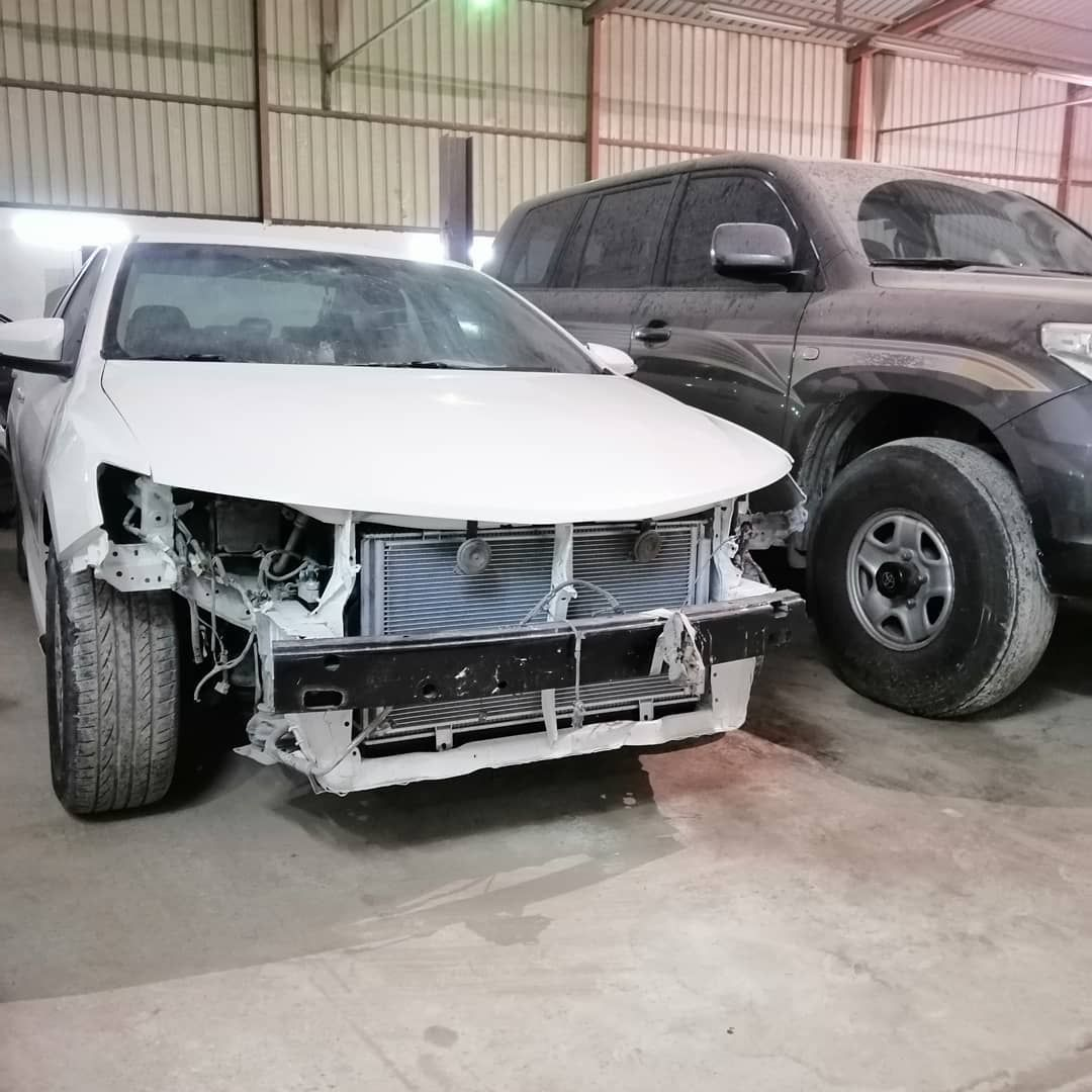 الاحساء الصناعية تصليح ورشه الهاجري صبغ سمكره كهرباء Car Suv Suv Car
