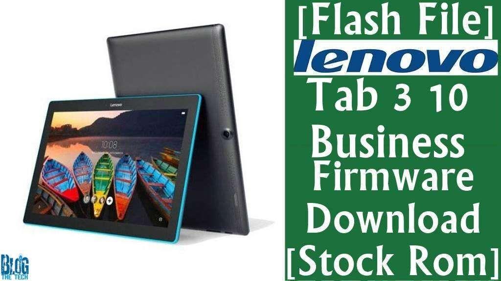 Lenovo Tab3 7 Firmware Download ••▷ SFB