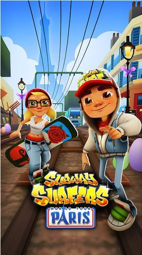 subway surfers paris unlimited coins and keys apk download