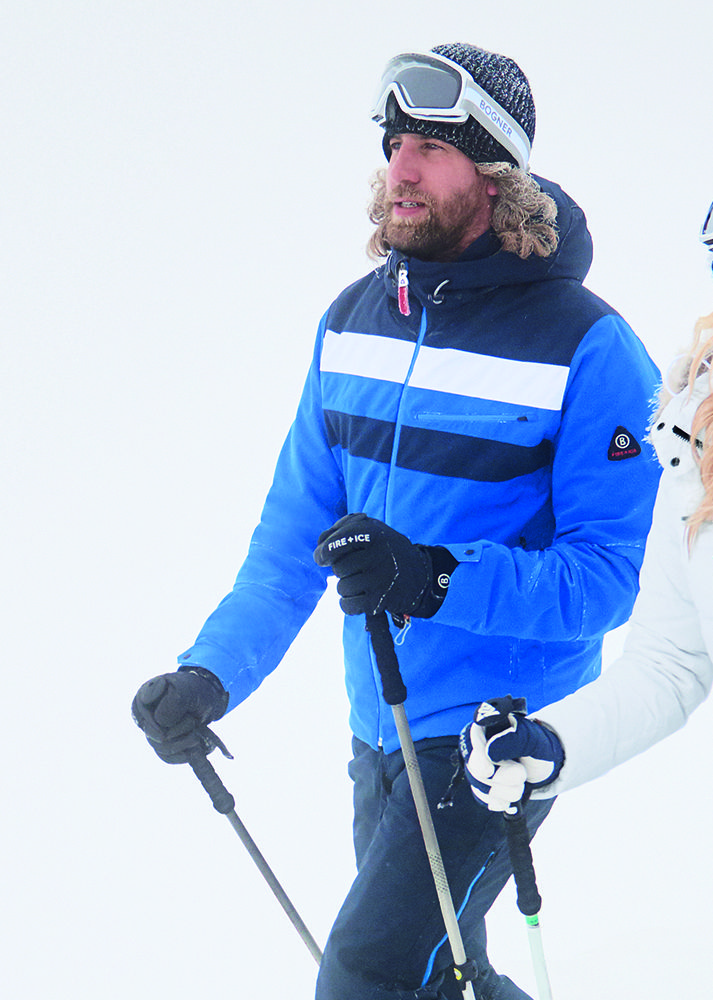 00c933a72f Bogner Fire + Ice Men s Camaro Ski Jacket in Steel Blue