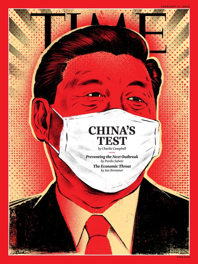 Time Magazine May 11 2020 Nope The Long Road Back Brand New Ebay Magazine Cover Time Magazine Minimalist Logo