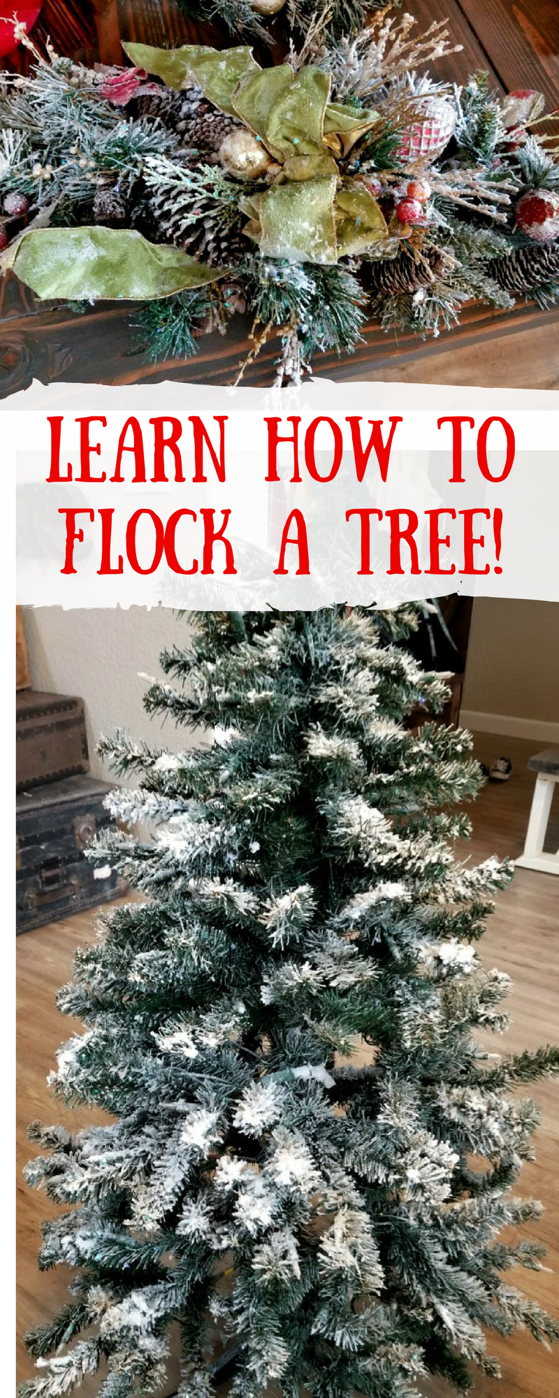 how to flock a tree tree flocking diy flocked christmas tree how to flock a christmas tree tutorial the original snoflock