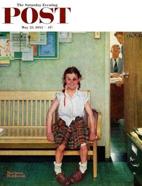 Mary Whalen Leonard On Posing For Shiner Illustrations