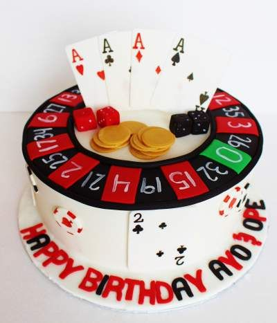 Gambling cake designs sistem of a down roulette traduction