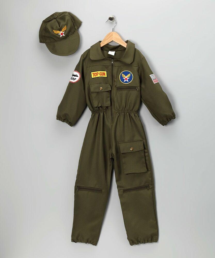 Dress up america uniforms boys childrens costumes air