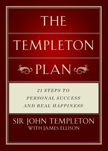 Pdf Download Templeton Plan 21 Steps To Success And Happiness Full Ebook Personal Success Steps To Success Templeton
