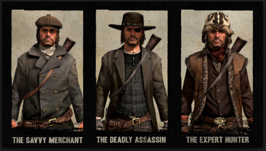 Red Dead Redemption Outfits John jack marston jr.rob wiethoff : red dead redemption outfits