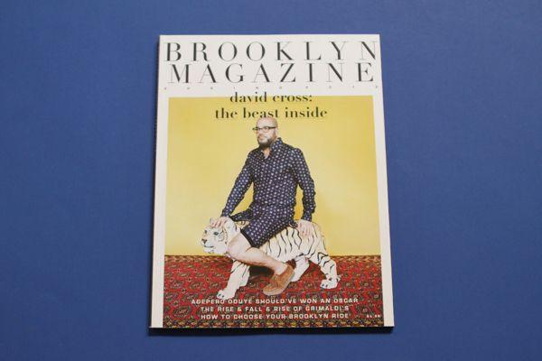 Brooklyn Magazine | Sp 2012 | David Cross by Ashley Minette, via Behance