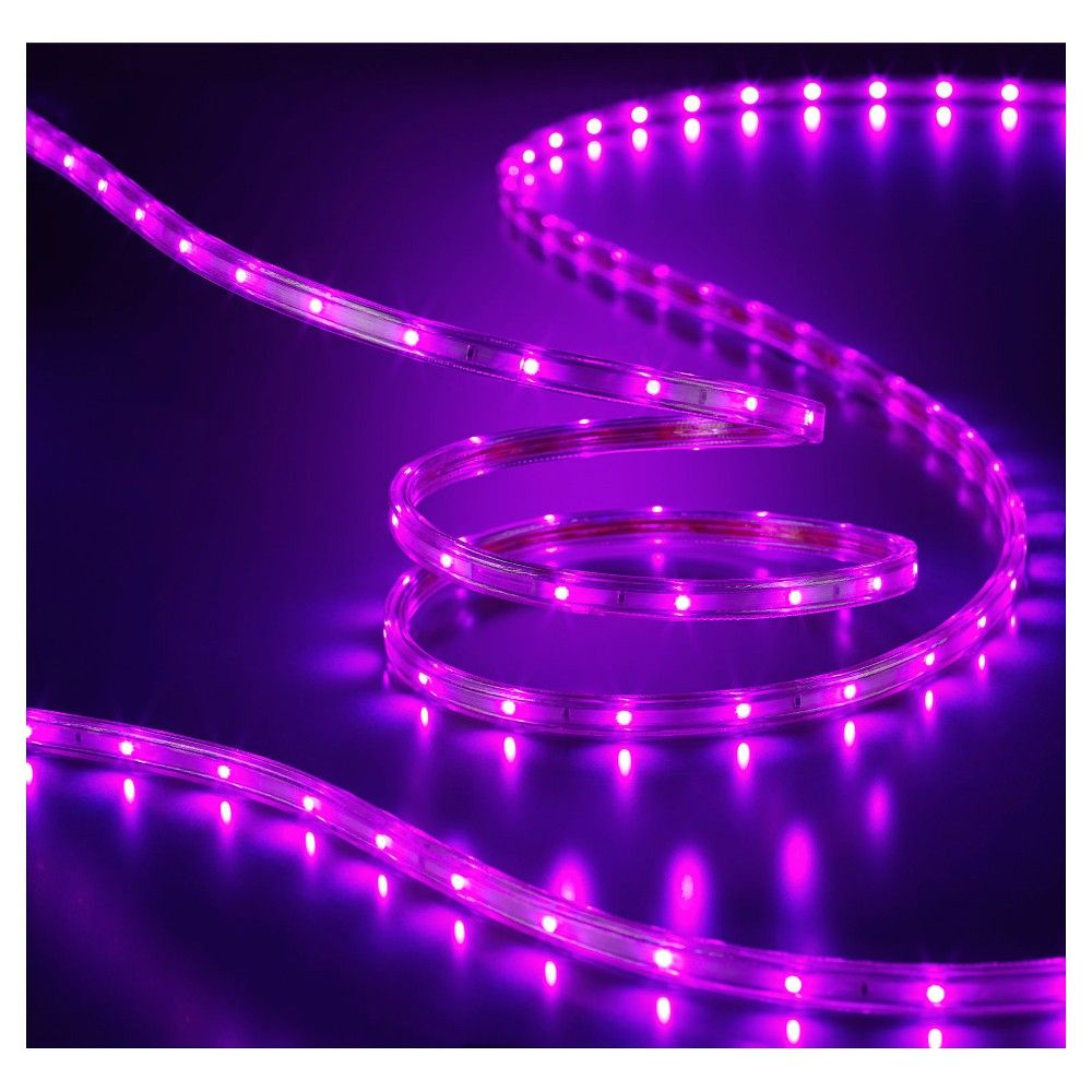 Philips 135ct Led Flat Rope Lights Purple