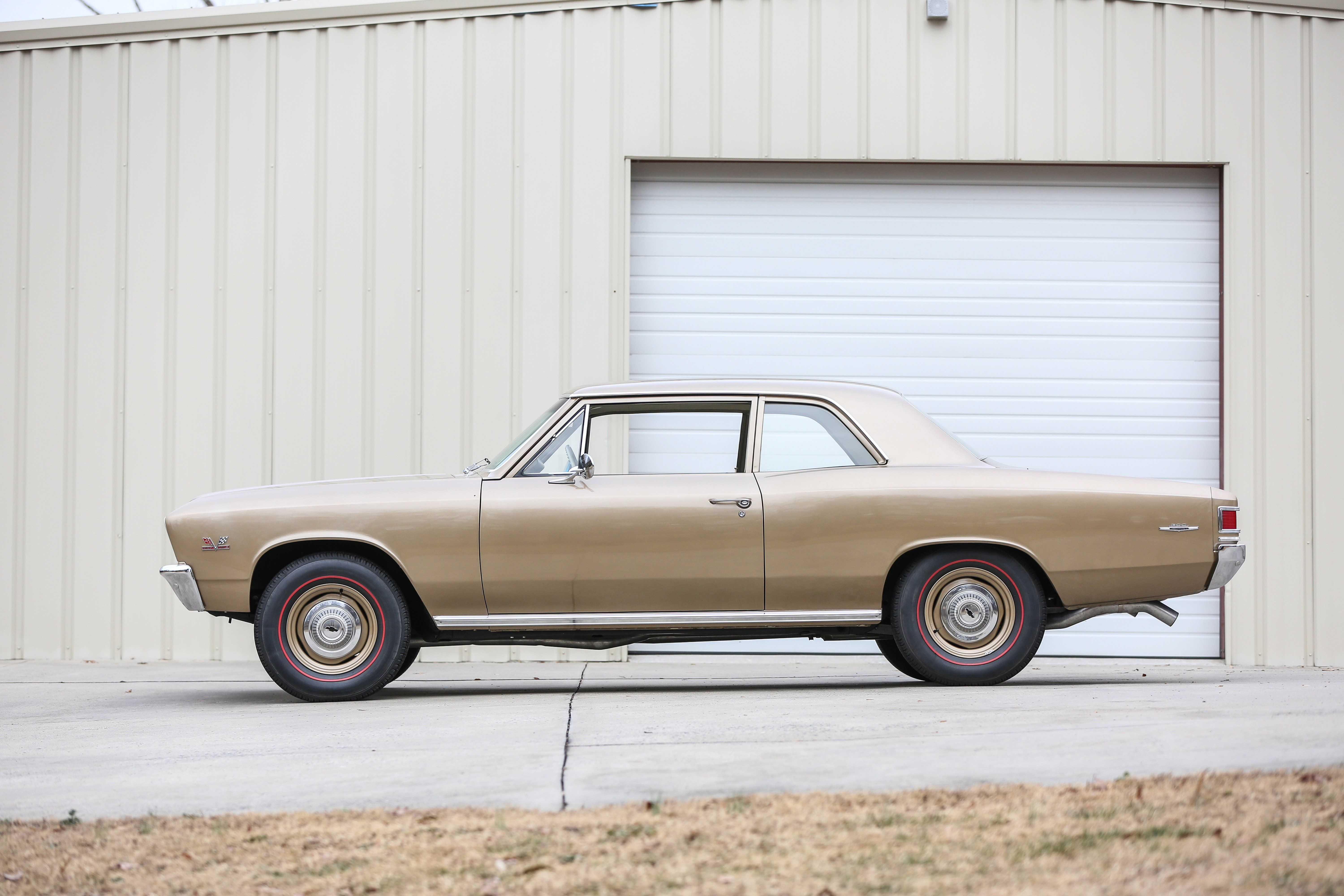 1967 Chevrolet Chevelle 300 Sedan Two Door Muscle Classic Old ...