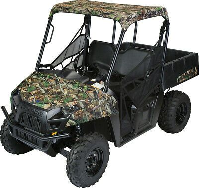 Details About Classic Accessories Utv Camo Soft Roof Top For Polaris Ranger 2 Seat Full Size Classic Accessories Roll Cage Polaris Ranger