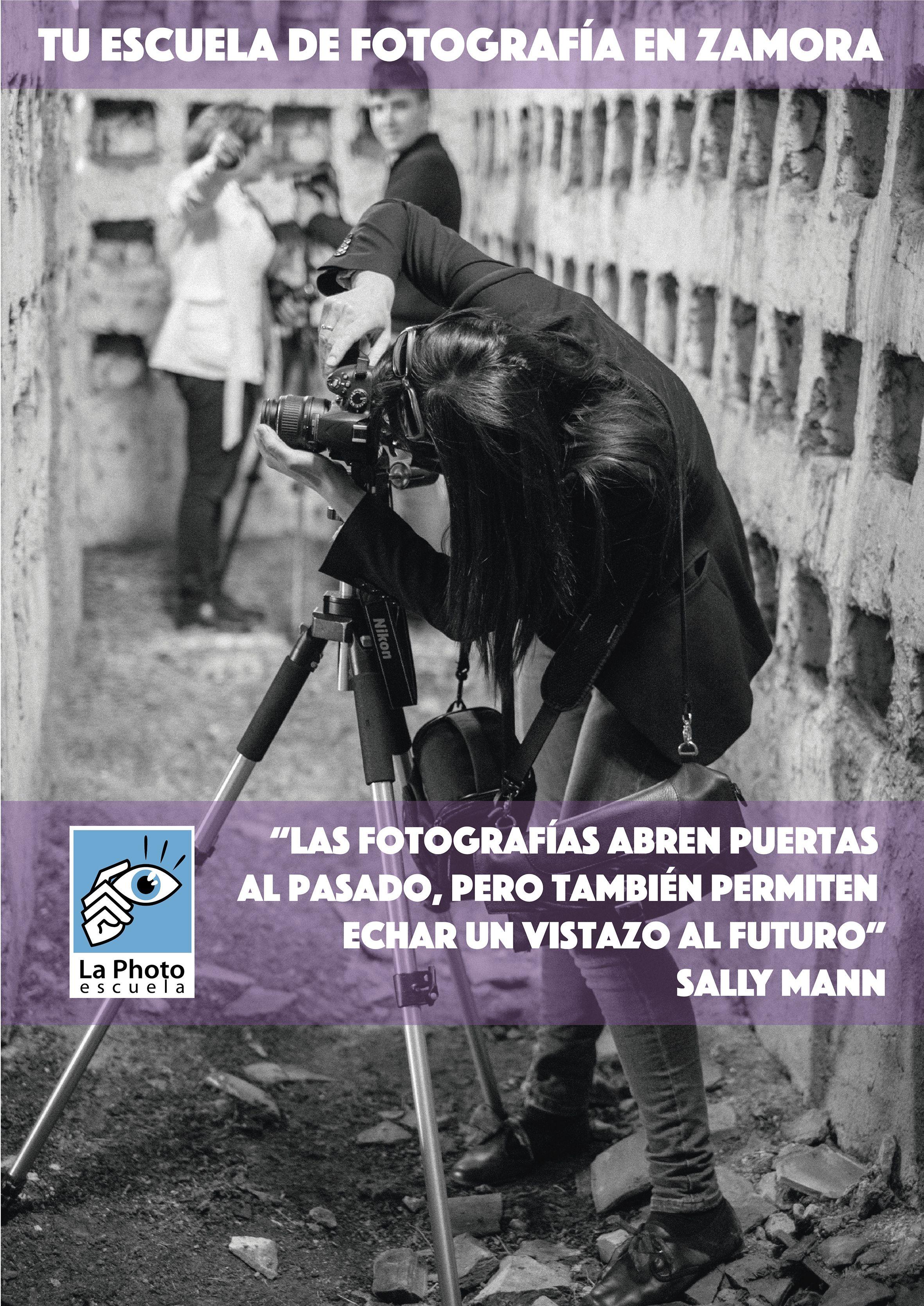 Las fotografías abren puertas al pasado, pero tambien permiten echar un vistazo al futuro. Sally Mann