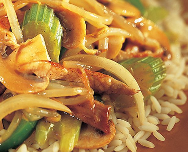 how to make chinese chop suey noodles