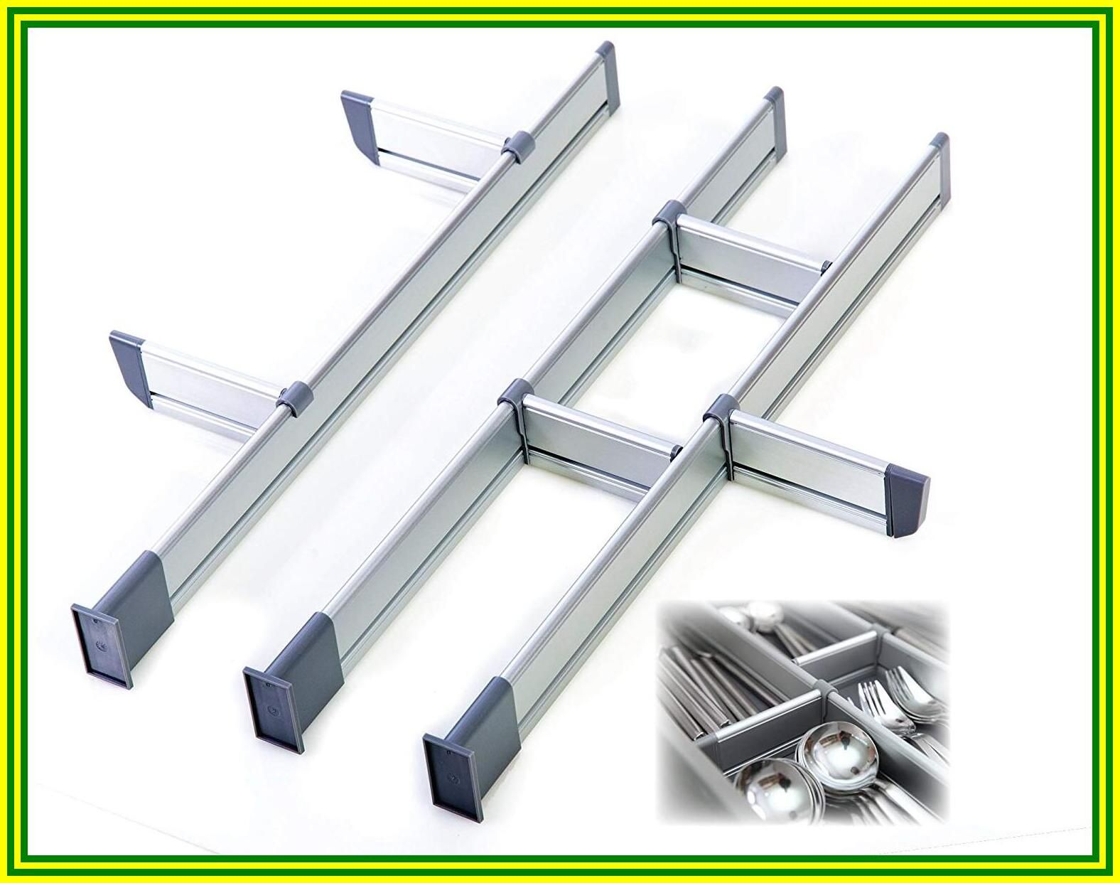106 Reference Of Kitchen Drawer Dividers Adjustable Australia In