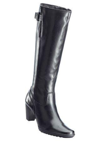 Stiefel schwarz kleiner Absatz | Absatzstiefel, Stiefel