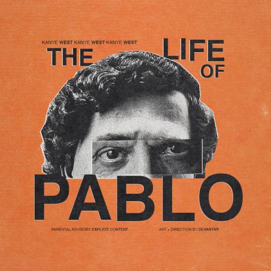 Devantcovers Kanye West Album Cover Cover Art Design Album Cover Design