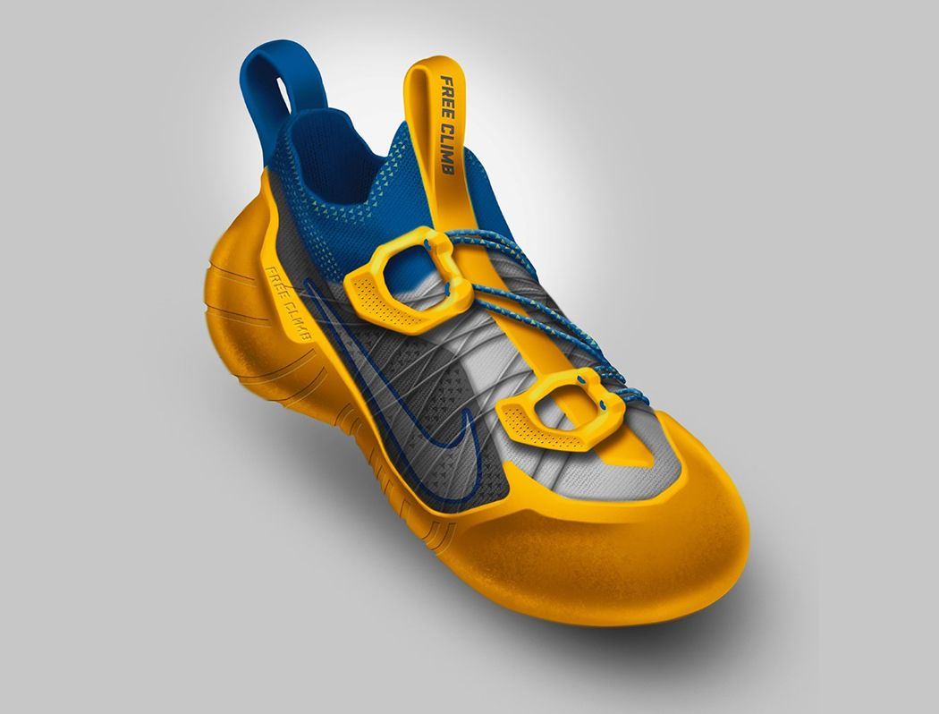 Nike Free Climb Concept on Industrial Design Served | footwear | Pinterest