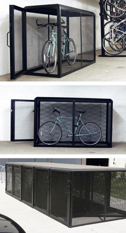 Bike Cage Storage Bike Cage Parking Bike Cage Bike Locker