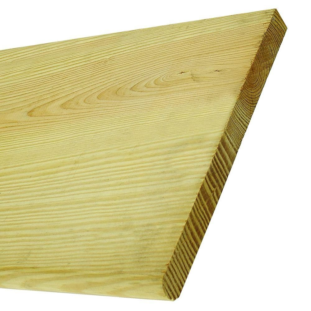 Superieur Unfinished Pine Stair Tread 8503E 048 HD00L   The Home Depot