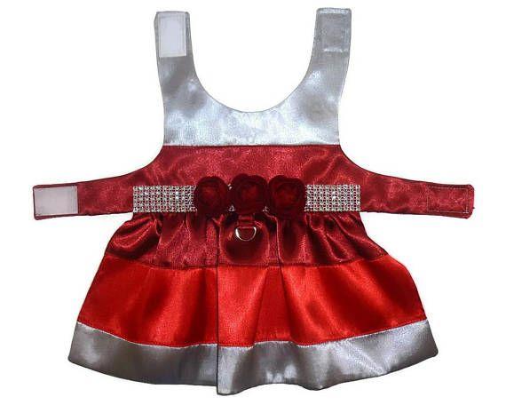 Ruby Dawn Dog Dress Pattern 1654 Small & Medium Dog | roupas pet ...
