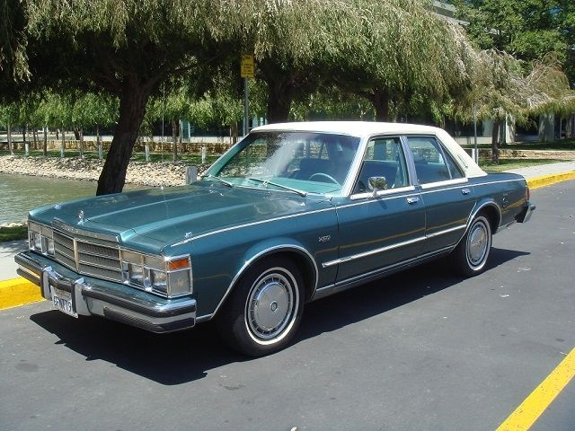 Chrysler Lebaron For Sale Hemmings Motor News Chrysler Lebaron