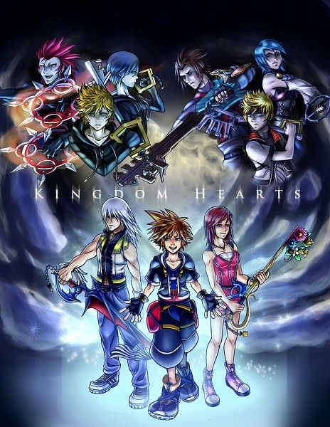 Kingdom Hearts is the best video game ever created.