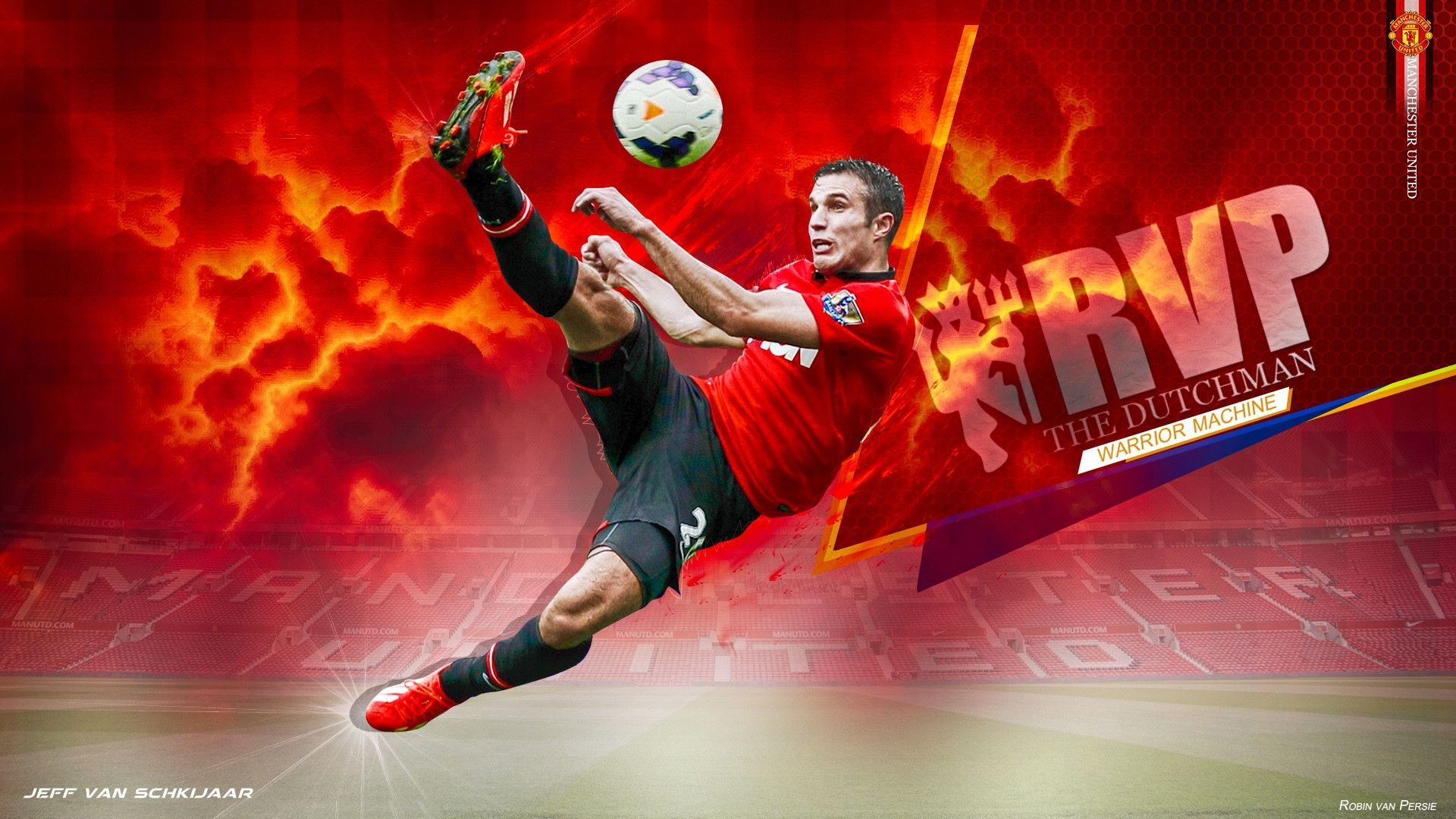robin van persie wallpapers man utd 2016 - wallpaper cave | best