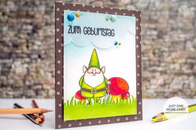 Video gnome birthday with colored pencils birthday cards cards video gnome birthday bookmarktalkfo Image collections