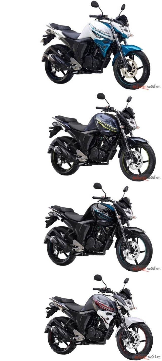 Yamaha India To Acquaint New Paint Scheme For Fz S V 2 0 Yamaha