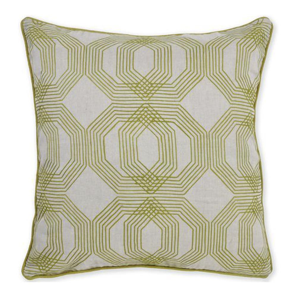 Kyoto green pillow by bassett furniture home decor home