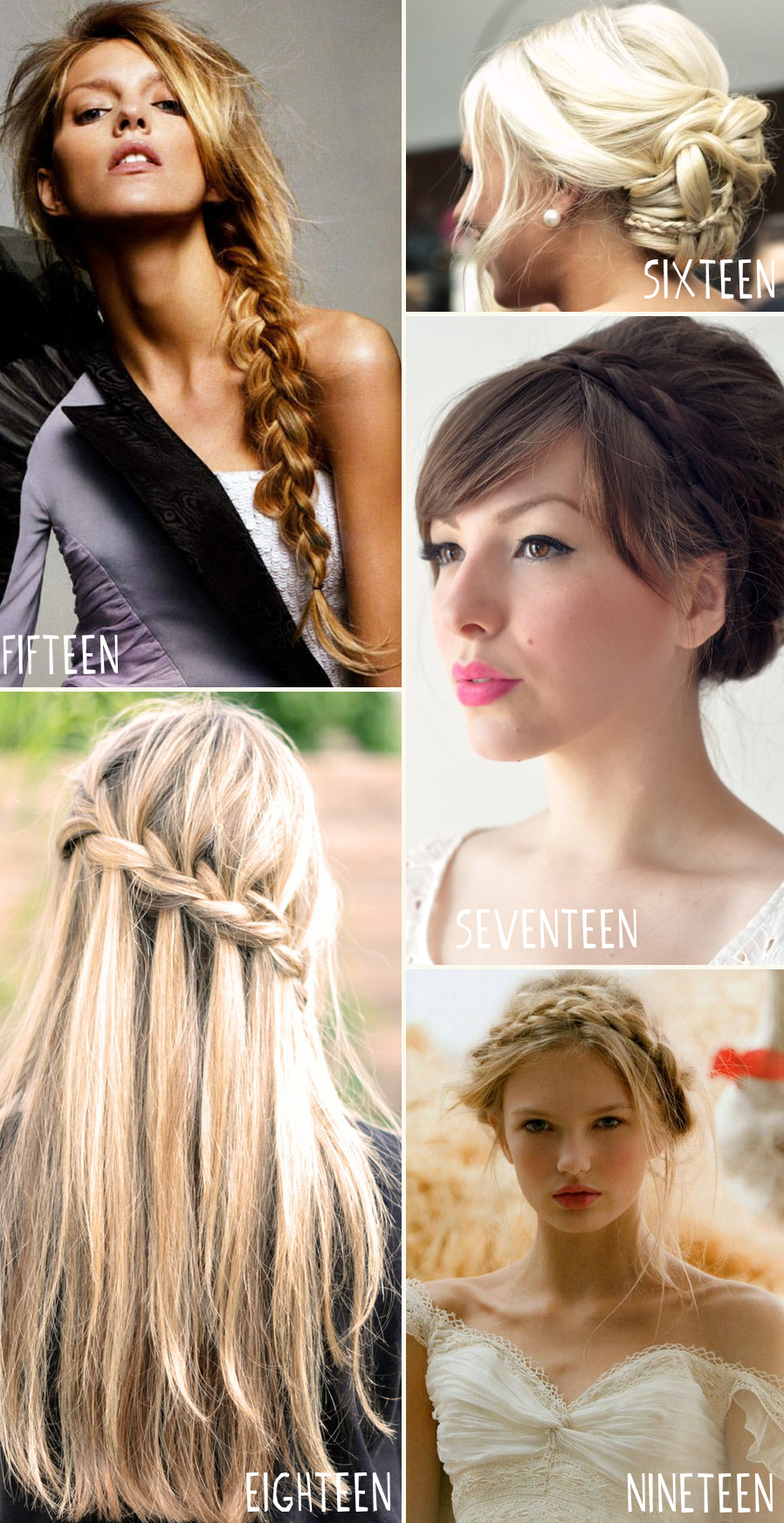 Braided Hairstyles Wedding Hairstyle Round Up Hair Dos