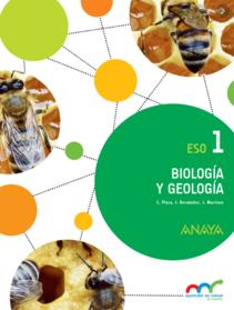 1 Eso Biologia Y Geologia Anaya